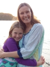 Sarah and her daughter